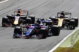 Formula 1 Breaking news Red Bull turun tangan redam ketegangan Toro Rosso-Renault