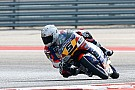 Moto3 Austin Moto3: Fenati wins red-flagged race after Canet crash