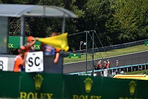 Forma-1 BRÉKING A Ferrari szerint Räikkönennek kicsivel figyelmesebbnek kellene lennie