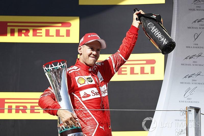 Monza bilet satışları Ferrari ve Vettel'in başarısı sayesinde artmış
