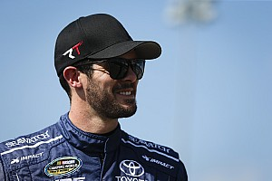 NASCAR Truck Interview Ryan Truex feeling at home with Hattori Racing