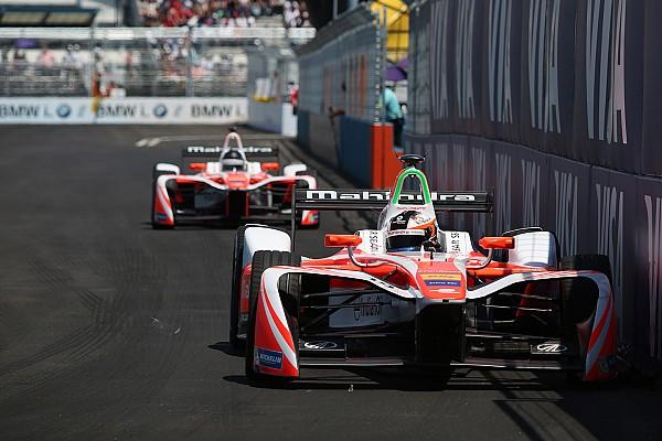 Mahindra continuará con Rosenqvist y Heidfeld en la Fórmula E