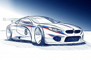 WEC Rumor ¿Así lucirá el BMW del WEC en 2018?
