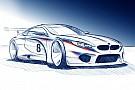 Эскиз: как будет выглядеть машина BMW в WEC