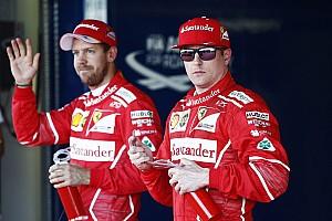 Fórmula 1 Conteúdo especial De volta a cravar a 1ª fila, Ferrari coroa recuperação na F1