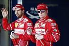De volta a cravar a 1ª fila, Ferrari coroa recuperação na F1
