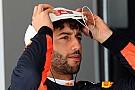 Формула 1 Ріккардо задоволений п'ятим місцем на старті