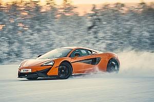 Auto Actualités Une McLaren 570S Spider prévue cette année