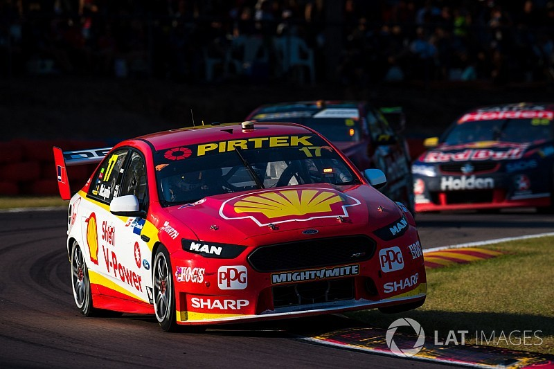 Darwin Supercars: McLaughlin secures Penske double