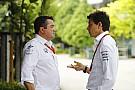 Toto Wolff: Mercedes stand kurz vor McLaren-Partnerschaft