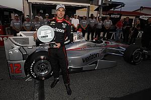 IndyCar Репортаж з кваліфікації IndyCar на Гейтвей: Пауер завоював 50-й поул