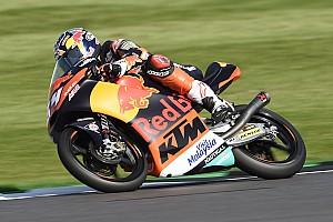Moto3 Nieuws Bendsneyder over kwalificatie op Silverstone: