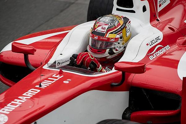 Leclerc vuelva a lo más alto del podio en Spa-Francorchamps