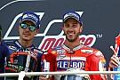 Dovizioso y Ducati se apoderan de Mugello