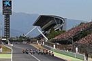 MotoGP Para pembalap MotoGP sambut baik perubahan Catalunya