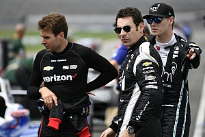 "Penske drivers ""taking big swings at setups"" in 2018 IndyCar"