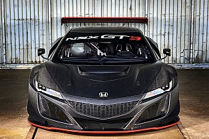 GT Breaking news Honda to enter factory NSX in FIA GT World Cup