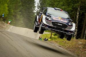 WRC Son dakika Ogier, Finlandiya'da ilk gün ralli dışı kaldı!