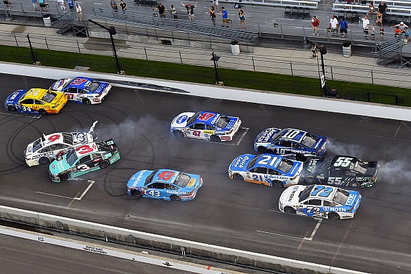 NASCAR Cup Commentary Opinion: The clock has run out on NASCAR's overtime experiment