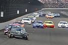 NASCAR Cup Видео от первого лица: завал в гонке NASCAR