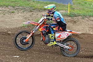 Mondiale Cross MxGP Qualifiche Antonio Cairoli fa sue le Qualifiche del GP di Repubblica Ceca