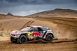 Cross-Country Rally Leg report Despres seals Silk Way Rally victory for Peugeot