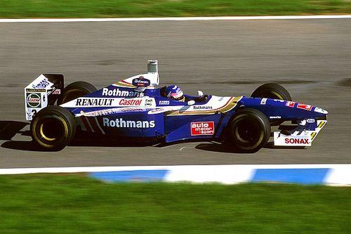 Toutes les Williams de l'Histoire de la F1
