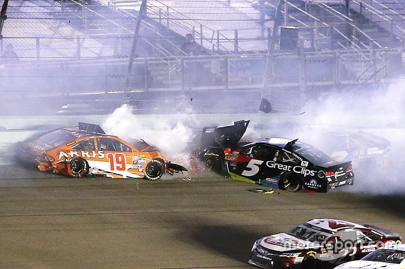 NASCAR-Finale in Homestead: Die Stimmen zum dramatischen Titelkampf
