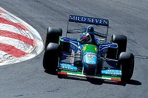ميك شوماخر سيقود سيارة بينيتون ضمن فعاليات جائزة بلجيكا الكبرى
