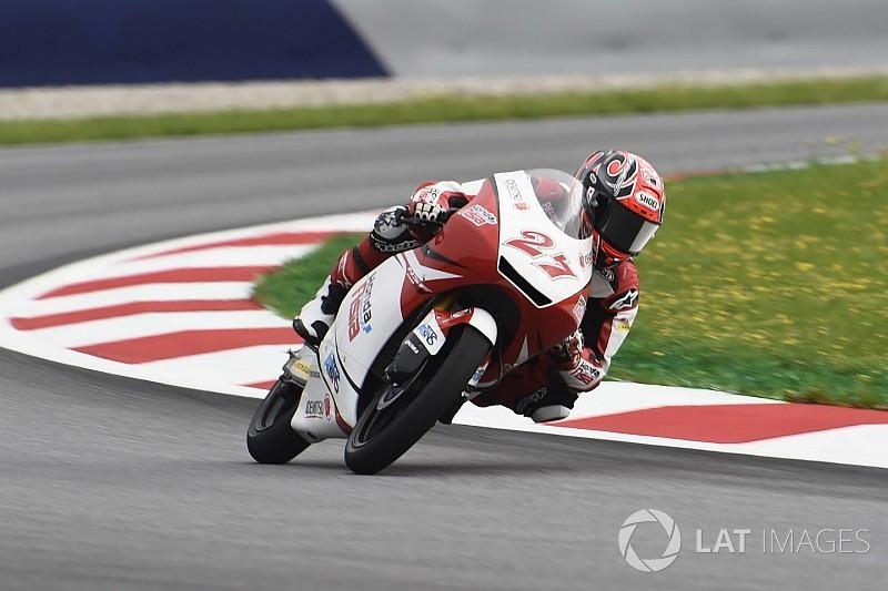【Moto3】鳥羽海渡「今日のレースは自信を取り戻すきっかけになった」
