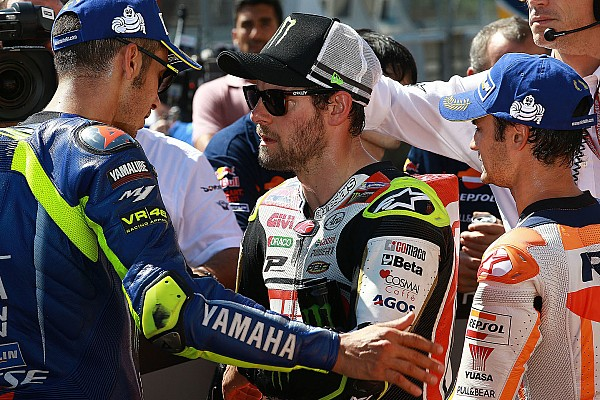 MotoGP Кратчлоу посетовал на хитрость Маркеса в Брно