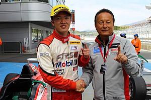 FIA-F4選手権 速報ニュース 【FIA-F4】チャンピオン宮田、意地の連勝「ホームだし勝ちたかった」