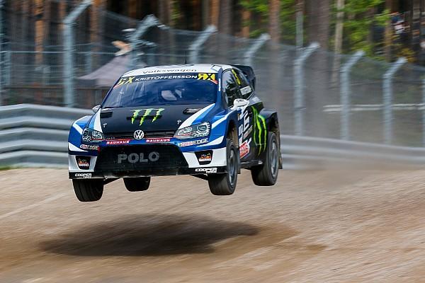 Rallycross-WM Rennbericht Rallycross-WM-Titel 2017 für Kristoffersson nach WRX-Sieg in Riga