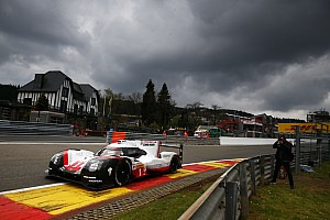 WEC Qualifyingbericht WEC 6h Spa 2017: Porsche erobert die Pole-Position