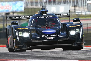 IMSA Qualifying report Austin IMSA: Taylor takes pole by over 1.5s in WTR Cadillac