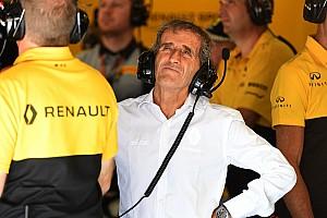 Prost reconoce que Renault se arriesga al unirse a McLaren