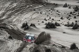 Dakar Breaking news Hirvonen explains Stage 10 truck collision