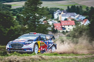 Septiembre es el mes decisivo para M-Sport para convencer a Ford y a Ogier