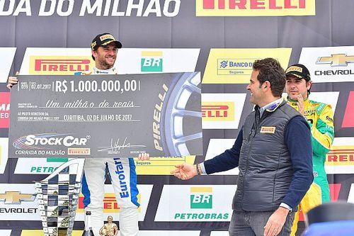 Daniel Serra: millionaire and new Brazilian Stock Car championship leader