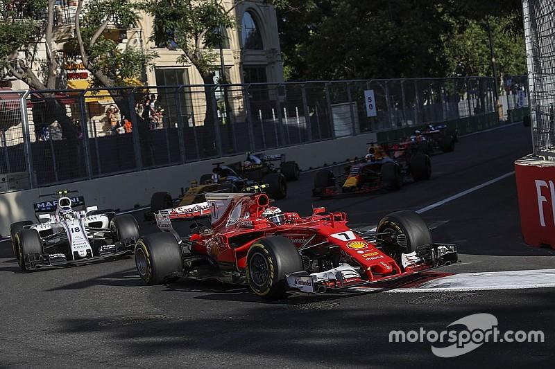 Видео: События гонки Ф1 в Баку воспроизвели в видеоигре