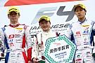 【FIA-F4】岡山第2戦:一騎打ち制した角田「スタートうまく決まった」