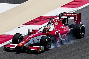 FIA F2 Gara Pazzesco Leclerc! Rimonta dopo la sosta e vince Gara 2 a Sakhir!