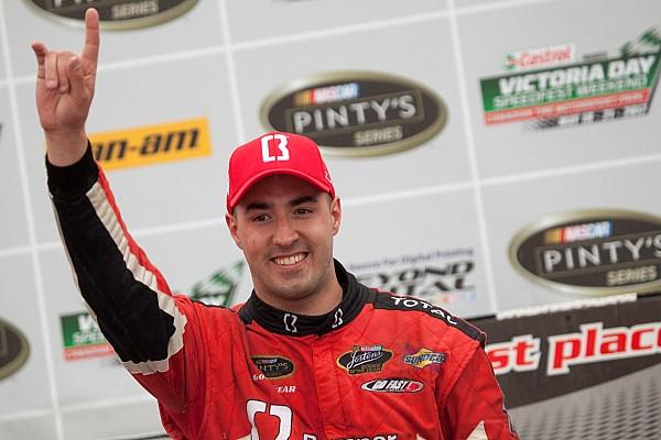 NASCAR Canada Interview Meet NASCAR Pinty's latest race winner, Kevin Lacroix