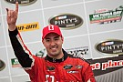 NASCAR Canada Kevin Lacroix draws closer to Alex Labbe for NASCAR Pinty's title