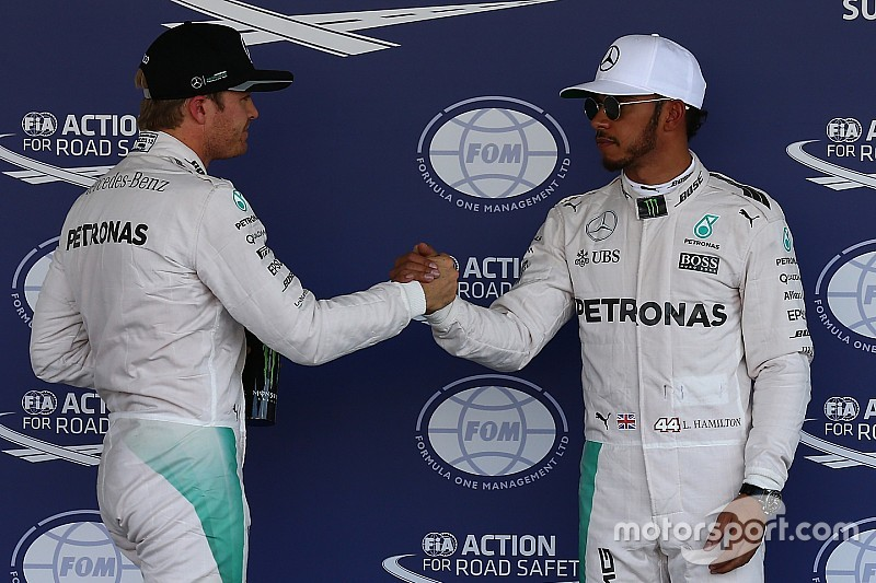 "Mercedes feels ""weight"" of responsibility to keep title fight fair"