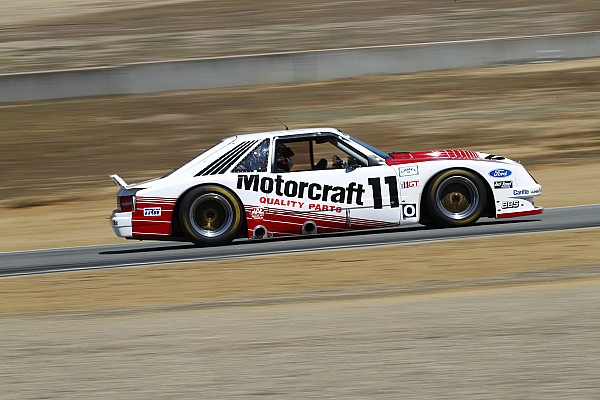 Vintage United Autosports in victory lane again at Monterey's Fabulous Rolex Double-Header event