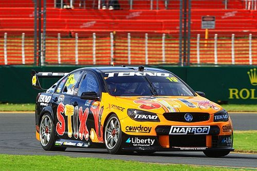 Australian V8 Supercars - Between NASCAR Sprint Cup cars and GT cars