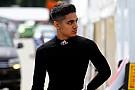 Евро Ф3 Чемпион британской Формулы 3 Энаам Ахмед перешел в Евро Ф3
