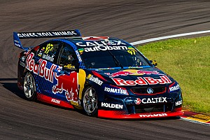 Supercars Race report Darwin V8s: Van Gisbergen wins, Holdsworth in hospital