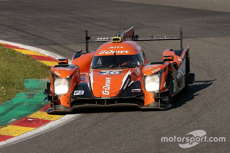 G-Drive and Berthon part ways ahead of Le Mans